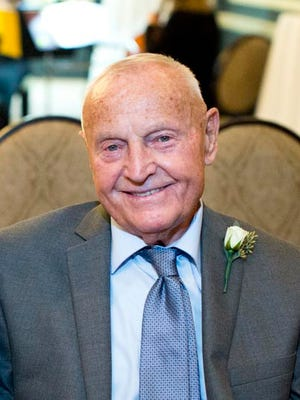 """Valentin """"Val"""" Eppli passed away July 25 at the age of 90."""