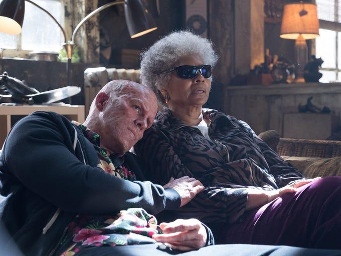 """Ryan Reynolds and Leslie Uggams star in """"Deadpool 2."""""""