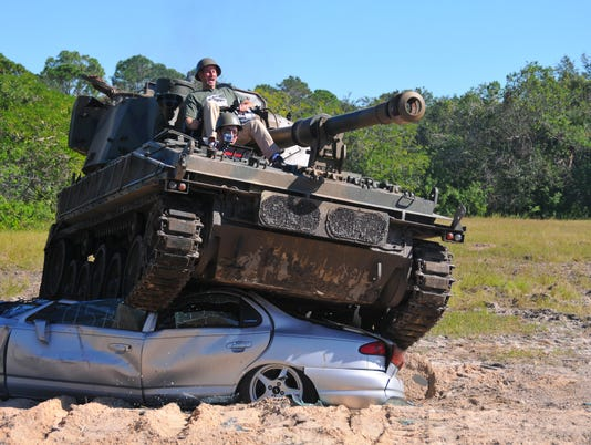 Tank Amreica