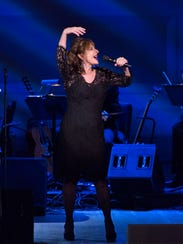 Patti LuPone performs at Isaac Stern Auditorium at