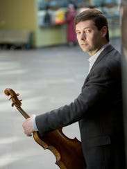 Roberto Diaz, violist and president and CEO of the