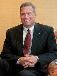 October 28, 2013 - Bryan Jordan is President and CEO