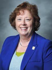 Helene Caseltine, economic-development director for the Indian River County Chamber of Commerce.