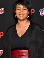 """Dr. Mae Jemison attends the """"Star Trek: Discovery"""""""