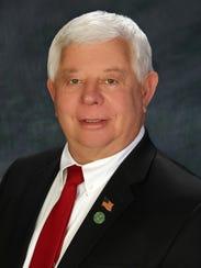 John Howland, Republican candidate for Henrietta town
