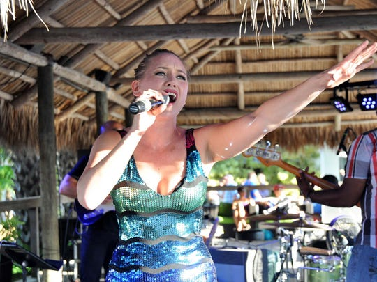 """The crowd enjoyed the Summer Jazz on the Gulf concert on Saturday, Aug. 20, at the Naples Beach Hotel."