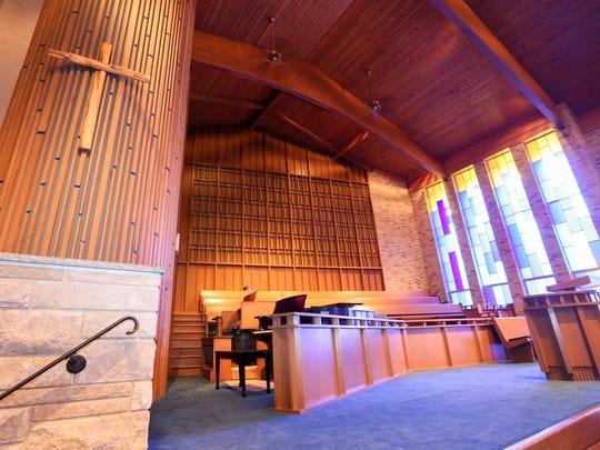 Grace Baptist Church in Nanuet, photographed on Thursday,