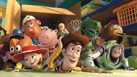 'Toy Story 3' was a surprise in the best way possible.