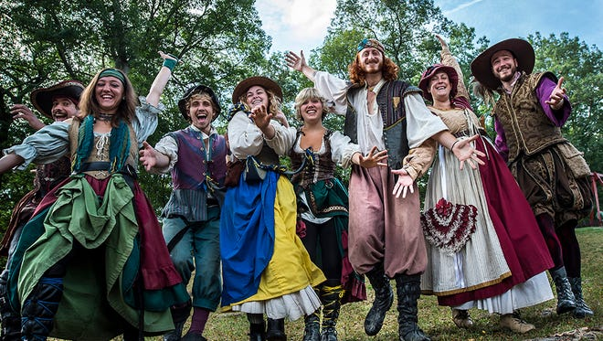 Don a costume and head to the New York Renaissance Faire for 16th century games, stage shows, music, dance and more.