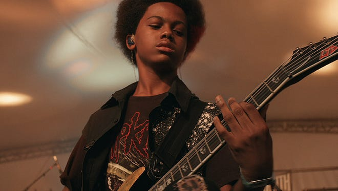 """The lives and music of three African-American teenagers who formed a heavy metal band, became a viral sensation and played Coachella, are the focus of """"Breaking a Monster."""""""