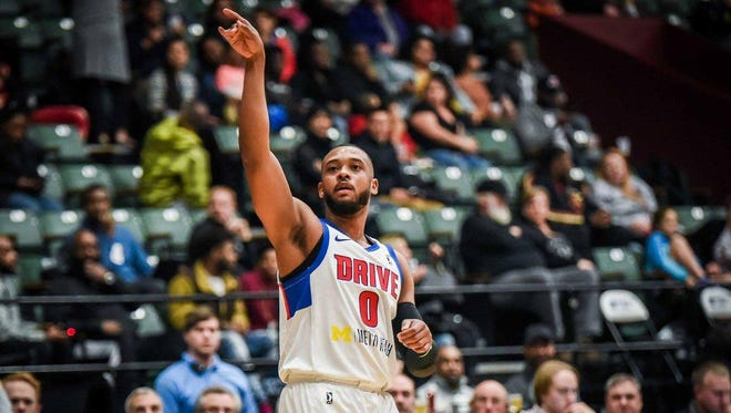 Zeke Upshaw, who played for the Grand Rapids Drive, died on Monday morning.