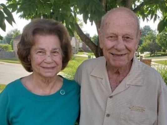 Anniversaries: Eugene Gilmore & Mary Gilmore