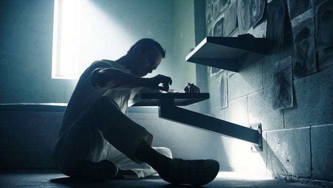 Michael Fassbender in 'Assassin's Creed.'