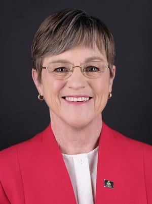 Laura Kelly is the 48th governor of Kansas.
