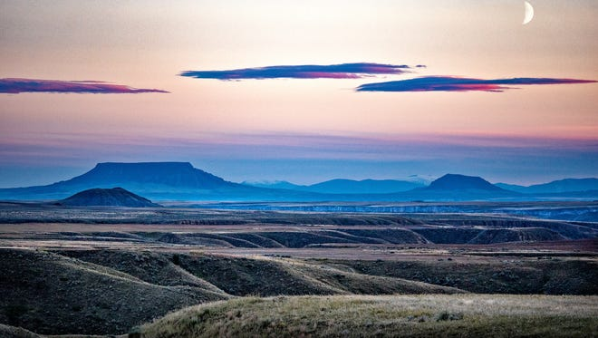 """Craig Edwards' """"Trails End"""" will be raffled at Fort Benton's Art Fest Oct. 29."""