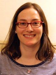 Laura Cesarco Eglin, a co-founder of Veliz Books