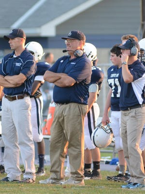 Cincinnati Country Day School announced Wednesday Tim Dunn is stepping down as head football coach after serving in the positon for 29 years.
