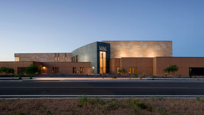 Councilman Jim Waring recommends visitors check out the Musical Instrument Museum in northeast Phoenix.