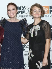 Julianne Moore and Millicent Simmonds joined the cast