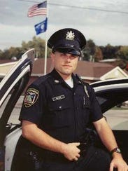 Southern Regional Police Officer Michael Miller (Photo