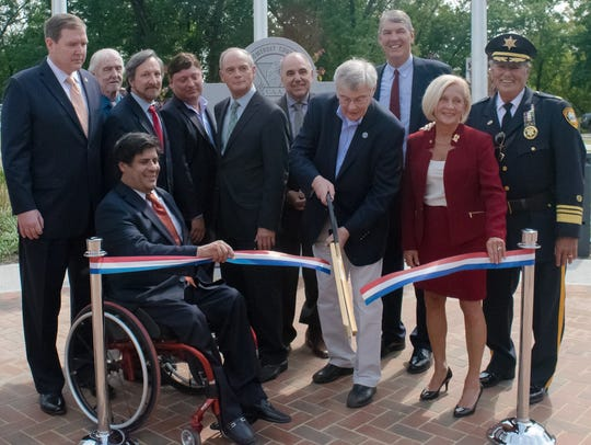 A ribbon-cutting ceremony was held Sept. 12 at the