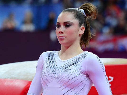 USP OLYMPICS: GYMNASTICS-WOMEN'S VAULT FINAL S OLY GBR