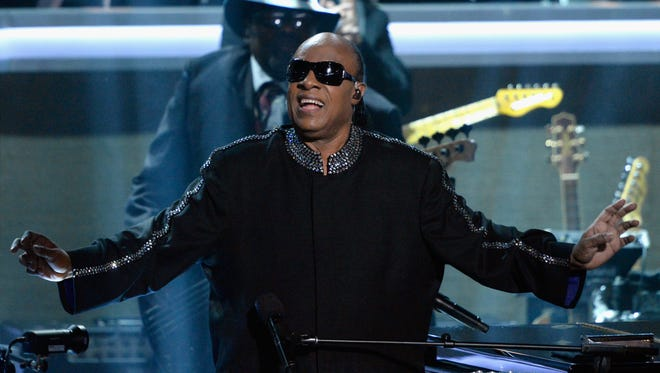 Stevie Wonder plays Summerfest on June 27.
