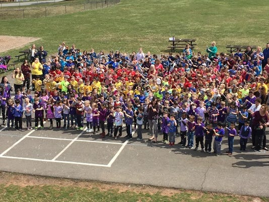 Three Bridges School/Celebrate Autism Awareness Month