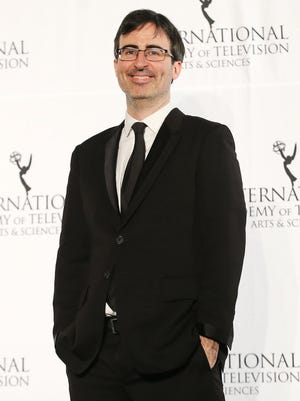 """John Oliver's summer stint hosting """"The Daily Show"""" earned him his own show on HBO."""