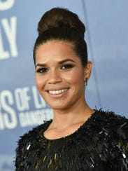 In this Sept. 21, 2016 file photo, America Ferrera