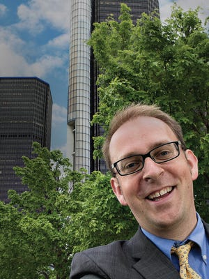 Mark Wallace: Environmentalist. Visionary. Detroit believer.