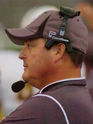 North Farmington coach Todd Schultz.