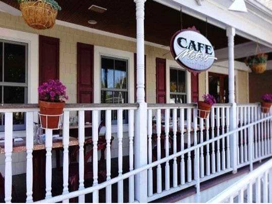 Cafe Metro in Denville.