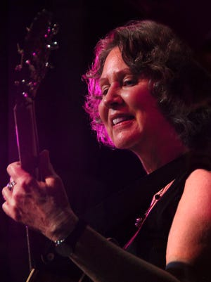 Mary Flower will perform at the Franke Center for the Arts Saturday.