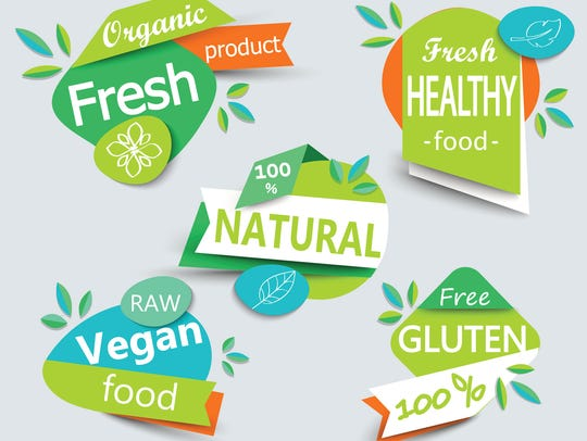 What does 100 percent natural mean on a food label?