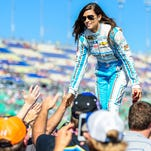 Danica Patrick still reaching to meet expectations