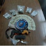 METRICH raid nets cash, marijuana