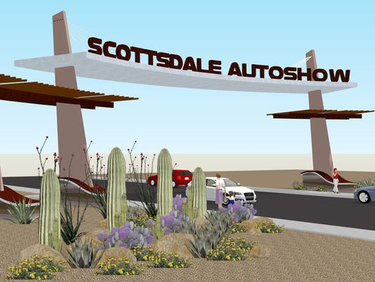 Auto mall planned on Salt River Reservation