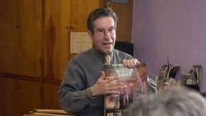 Eugene Schwartz at the Green Meadow school in 2005