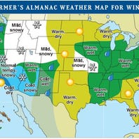 Old Farmer's Almanac calls for a cold, snowy winter - in Yuma?