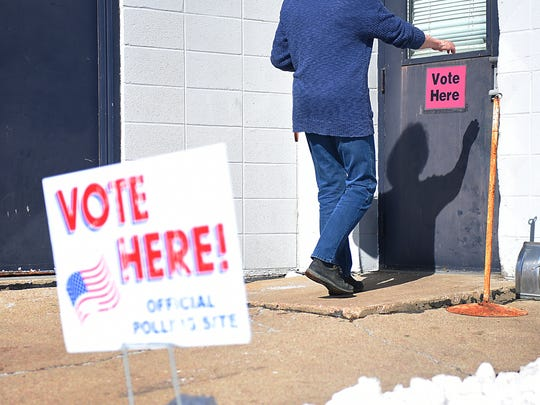 Mayoral and City Council Election Day, Tuesday, April 10, at the VFW Post 628 in Sioux Falls.