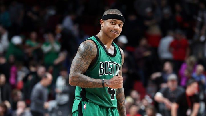 On path to superstardom, Celtics' Isaiah Thomas controls his own destiny