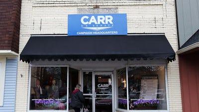 Joe Carr has announced seven more endorsements for his Senate campaign. (FILE PHOTO)