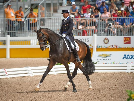 These talented horses dance better than most of us, performing complicated movements like pirouette and piaffe.