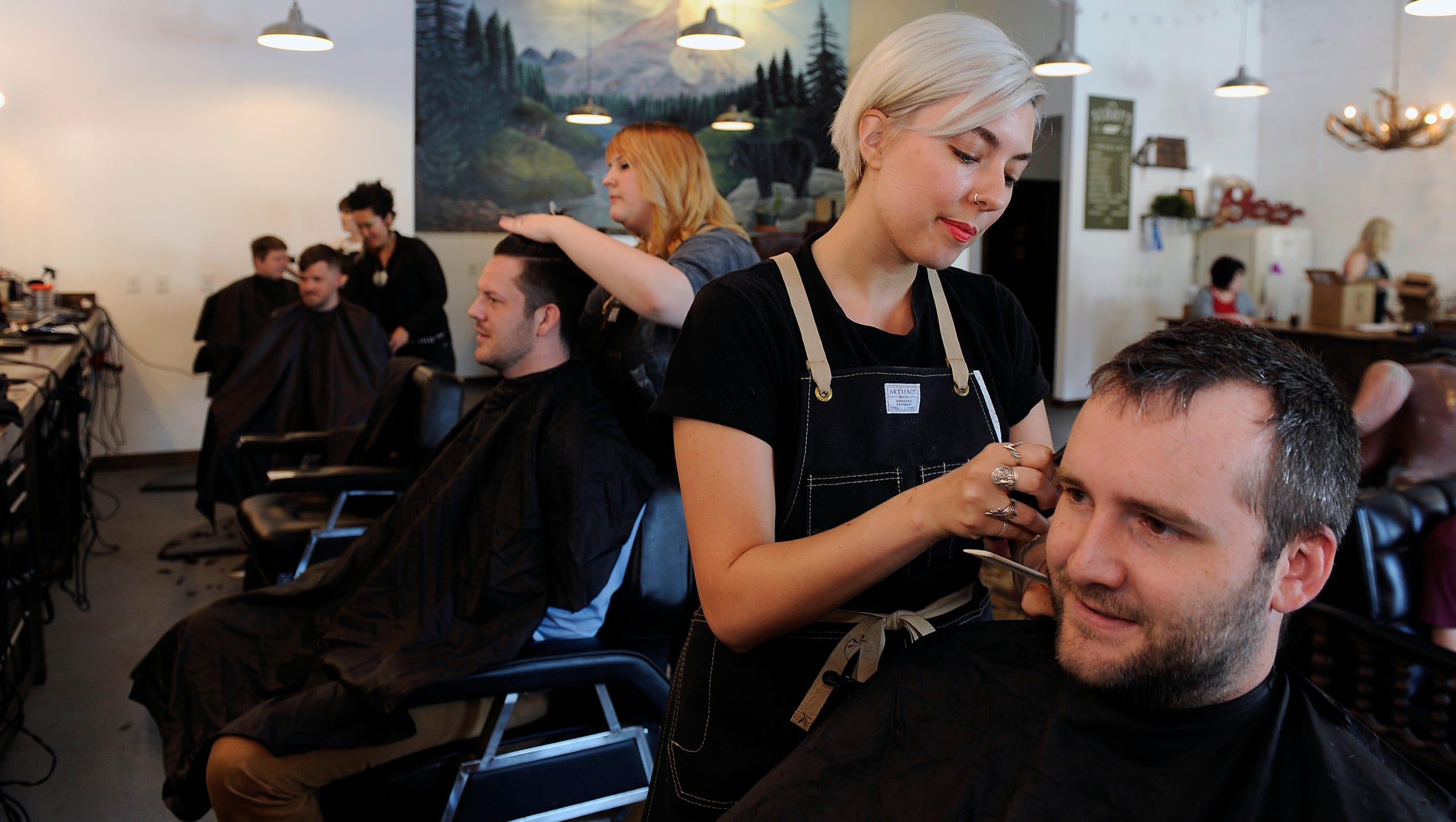 Barber Nashville : Hip barbershop trend makes it big in Nashville