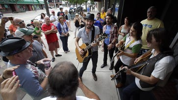 Cory Chisel has made The Refuge in Appleton his musical home.