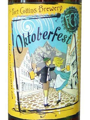 Fort Collins Oktoberfest, from Fort Collins Brewery in Fort Collins, Colo., is 5.4% ABV.