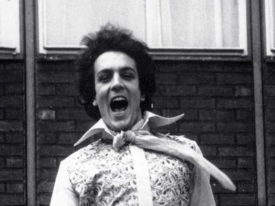 Syd Barrett wrote eight songs on Pink Floyd's debut
