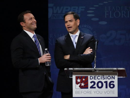 Marco Rubio,Patrick Murphy