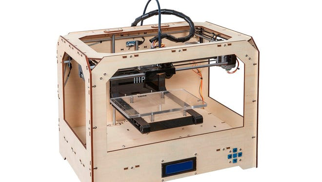 The Maker Architect 3D Printer retails for $299.99 at www.monoprice.com.